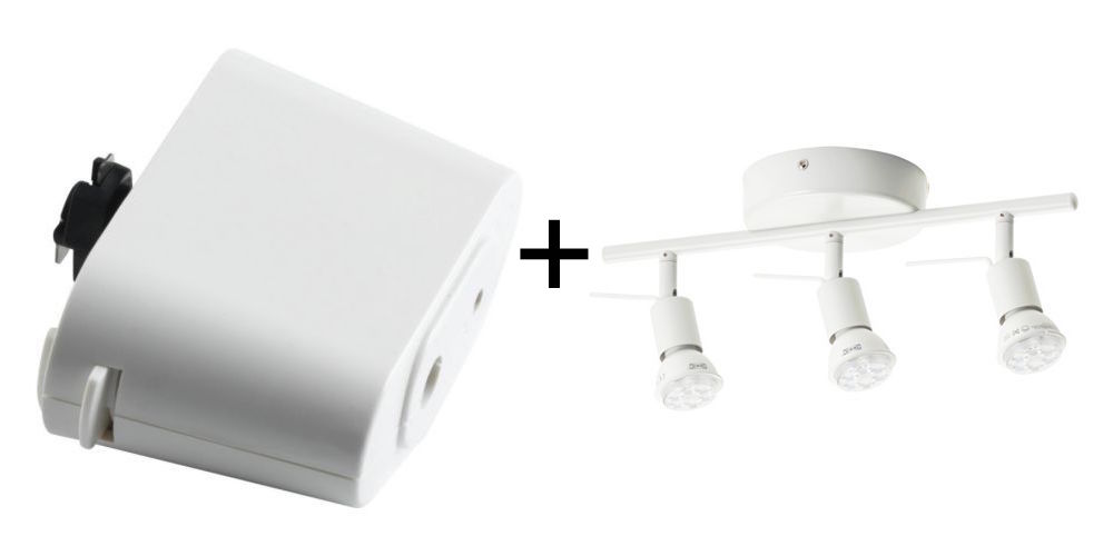 Inexpensive Spotlights For Sanda Lighting System Ikea