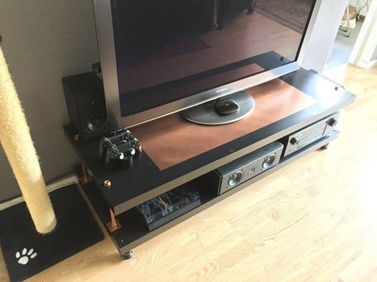 steampunk TV LACK rack-3