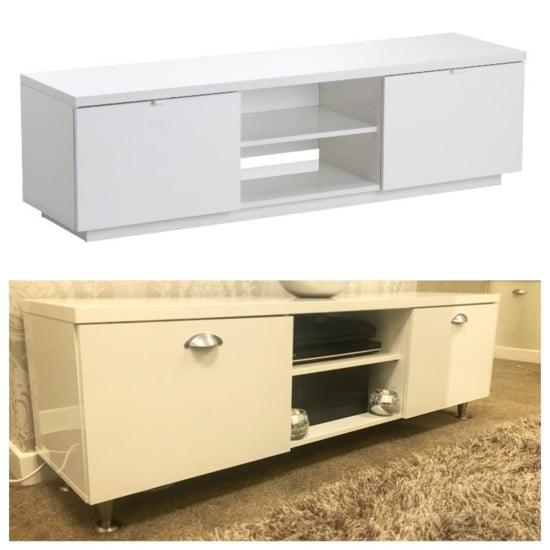 IKEA Byås retro hack 3