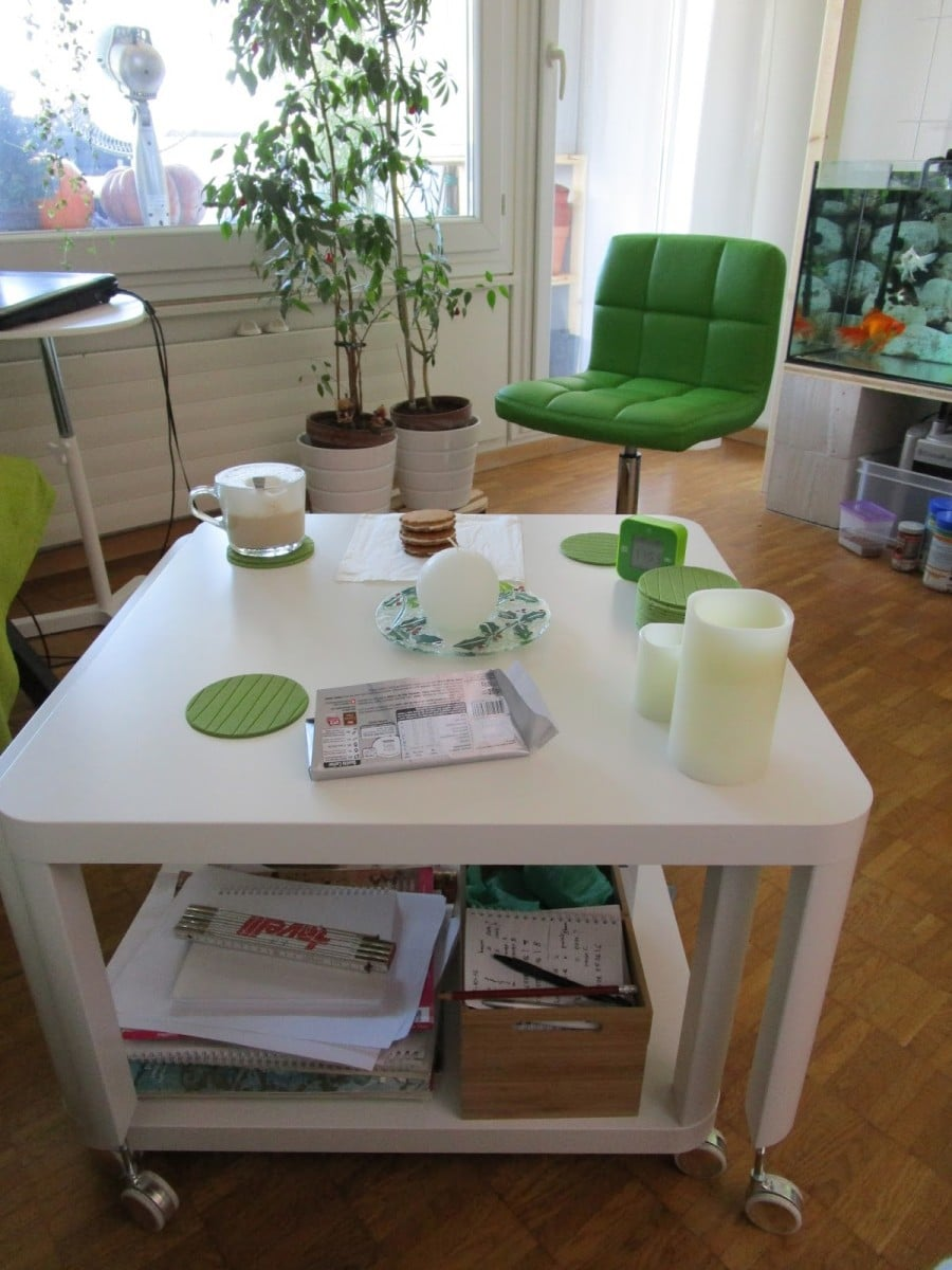 double multi position tingby coffee table ikea hackers ikea hackers. Black Bedroom Furniture Sets. Home Design Ideas