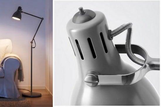 IKEA AROD floor lamp