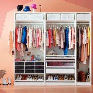 Pax wardrobe