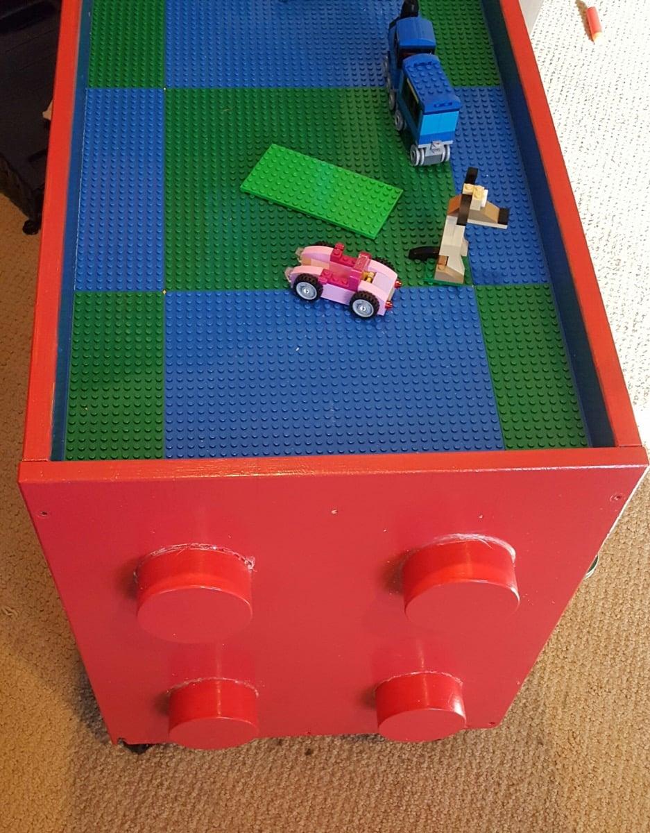 Trofast to LEGO table in one weekend - IKEA Hackers - IKEA