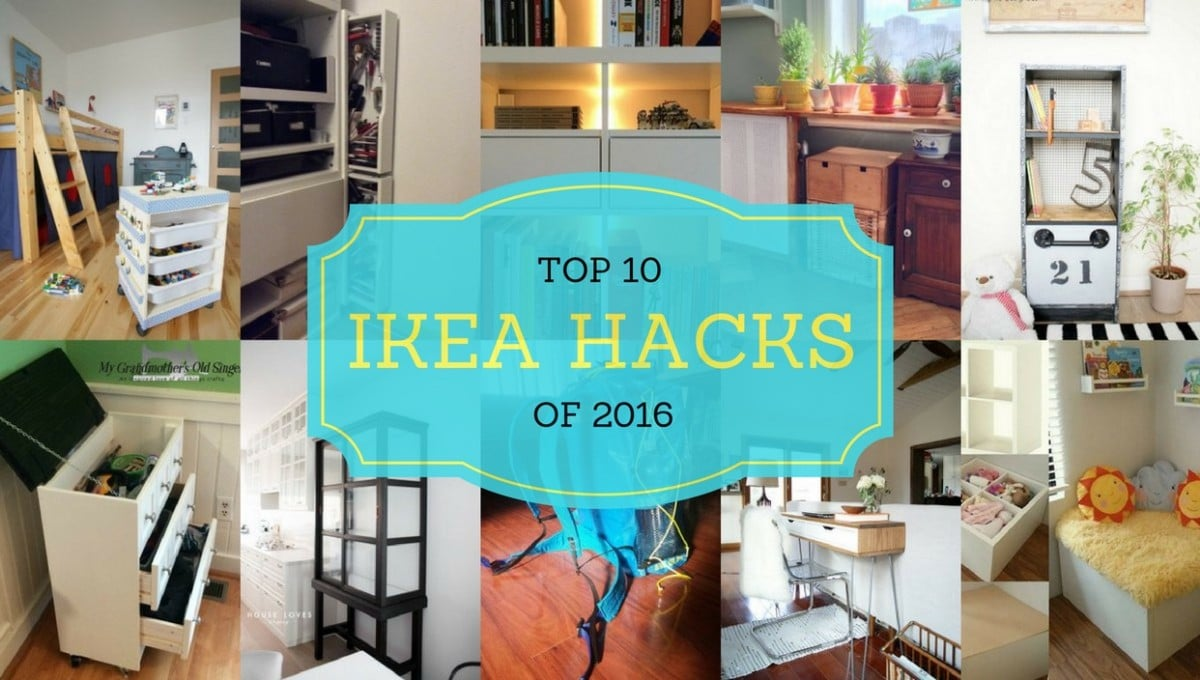 the top 10 ikea hacks of 2016 ikea hackers. Black Bedroom Furniture Sets. Home Design Ideas
