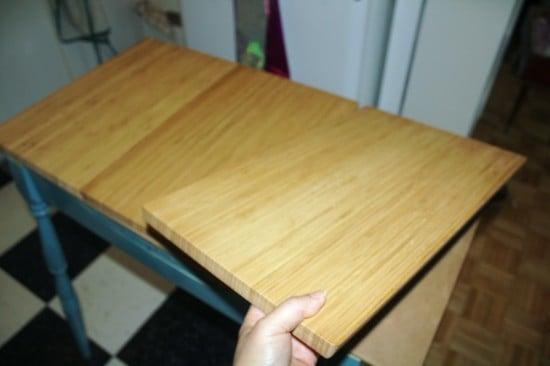 kitchen table - 02