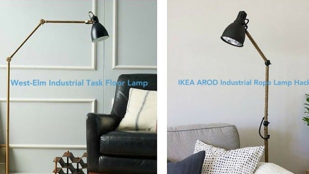 diy-west-elm-inspired-industrial-floor-lamp-ikea-hack