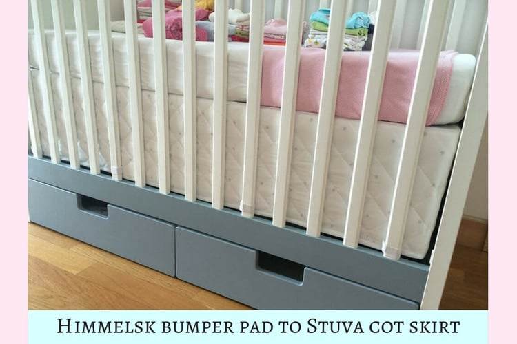 Fabulous From crib bumper pad to crib skirt