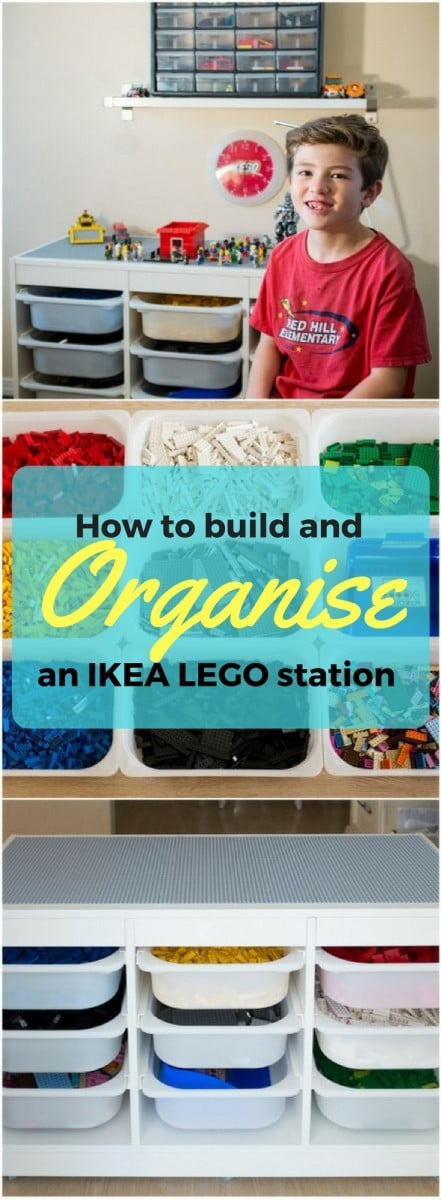 How to Build a LEGO Station: A DIY tutorial