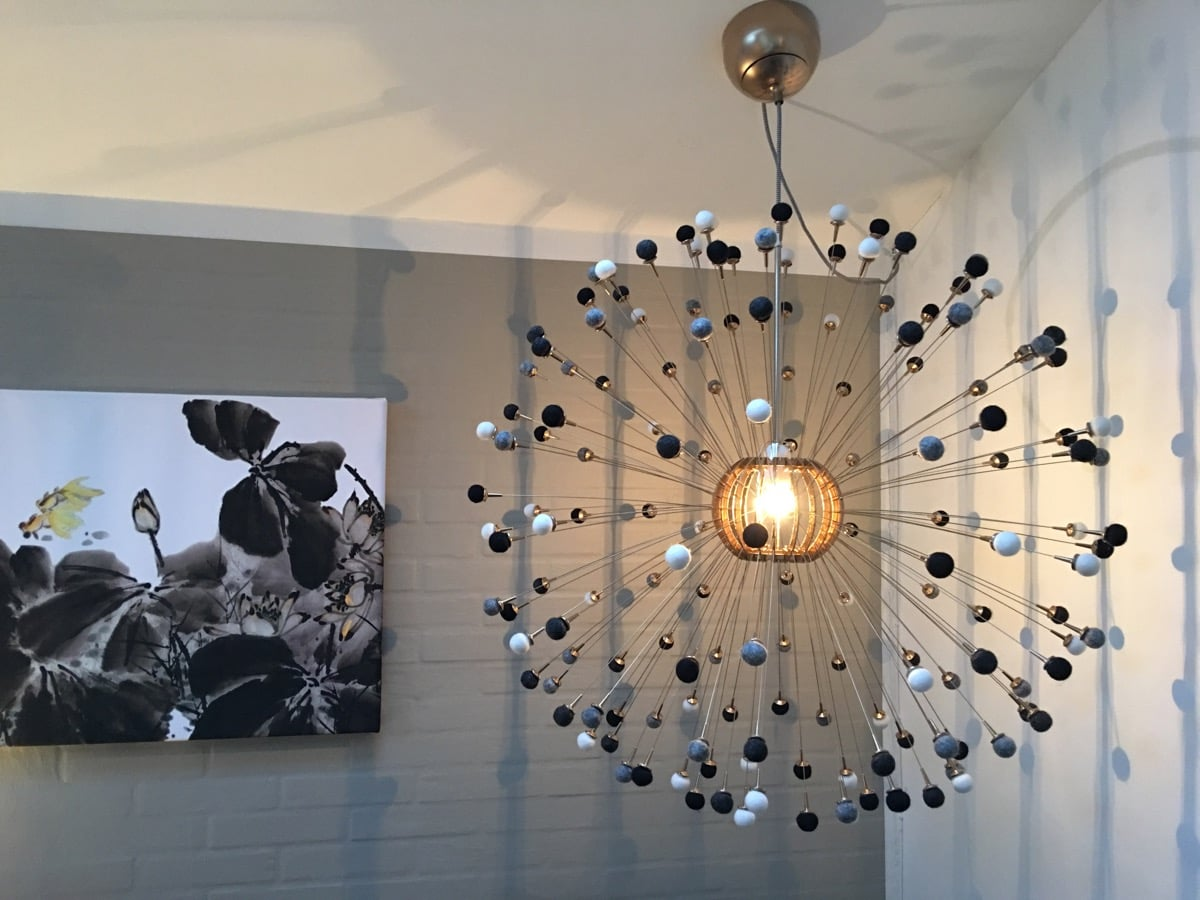 Alternative Style For The Maskros Lamp Ikea Hackers