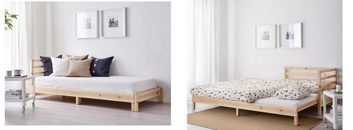 Tarva Daybed Ikea Hackers