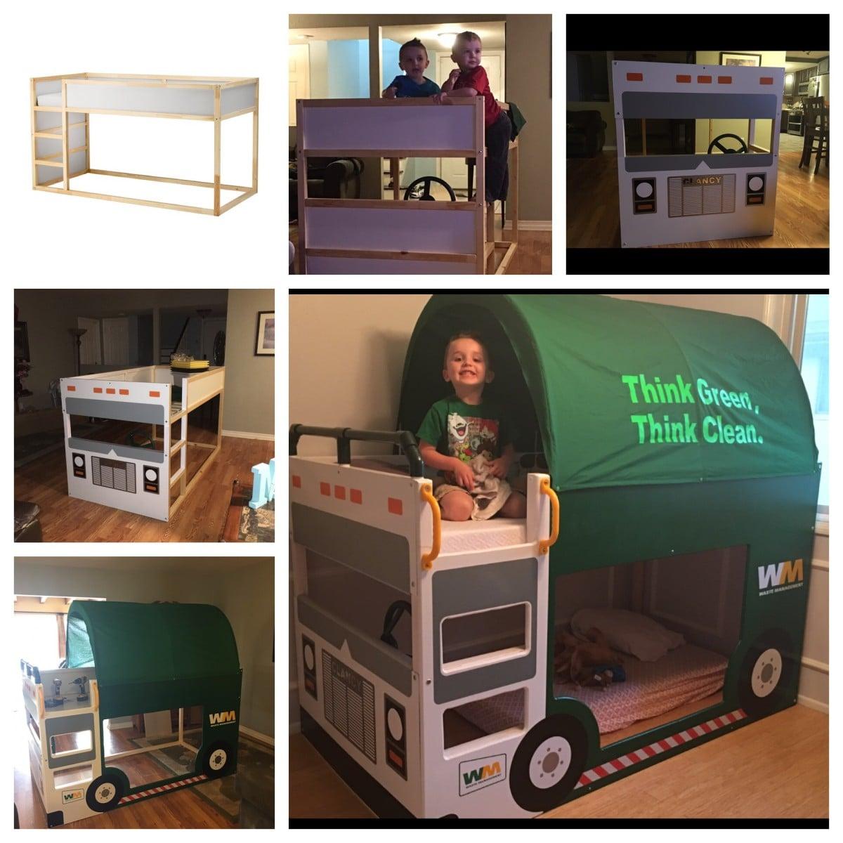 Kura Trash Truck Bed Ikea Hackers Ikea Hackers