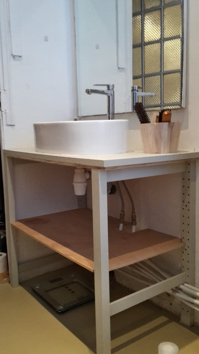 Luxury diy bathroom vanity