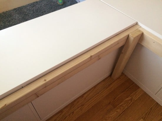 Construct the bed frame