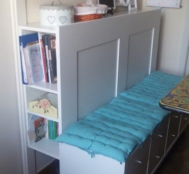 Kitchen Bench With Brimnes Kallax And Capita Ikea