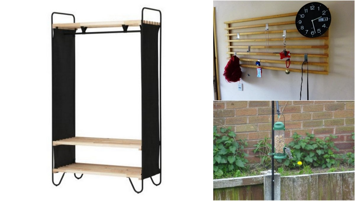 7 Ways To Hack The Ikea Bodo Wardrobe
