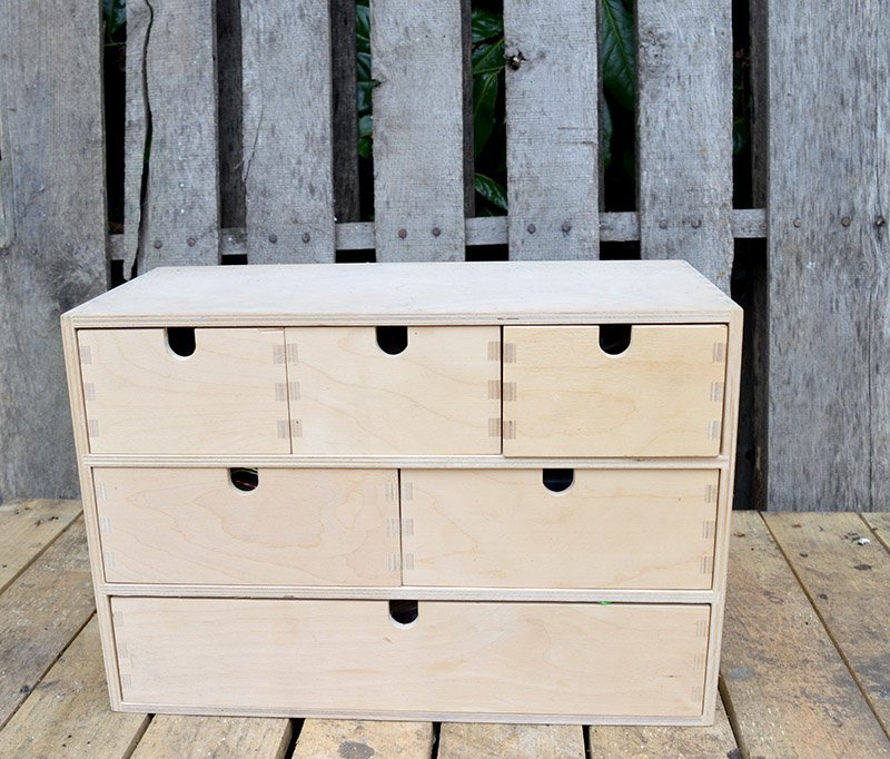 Very Map out the IKEA MOPPE Chest of Drawers | IKEA Hackers | Bloglovin' RD97