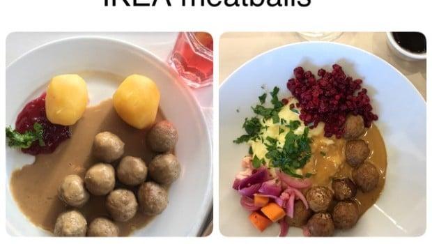 IKEA Meatballs Malaysia vs Sweden