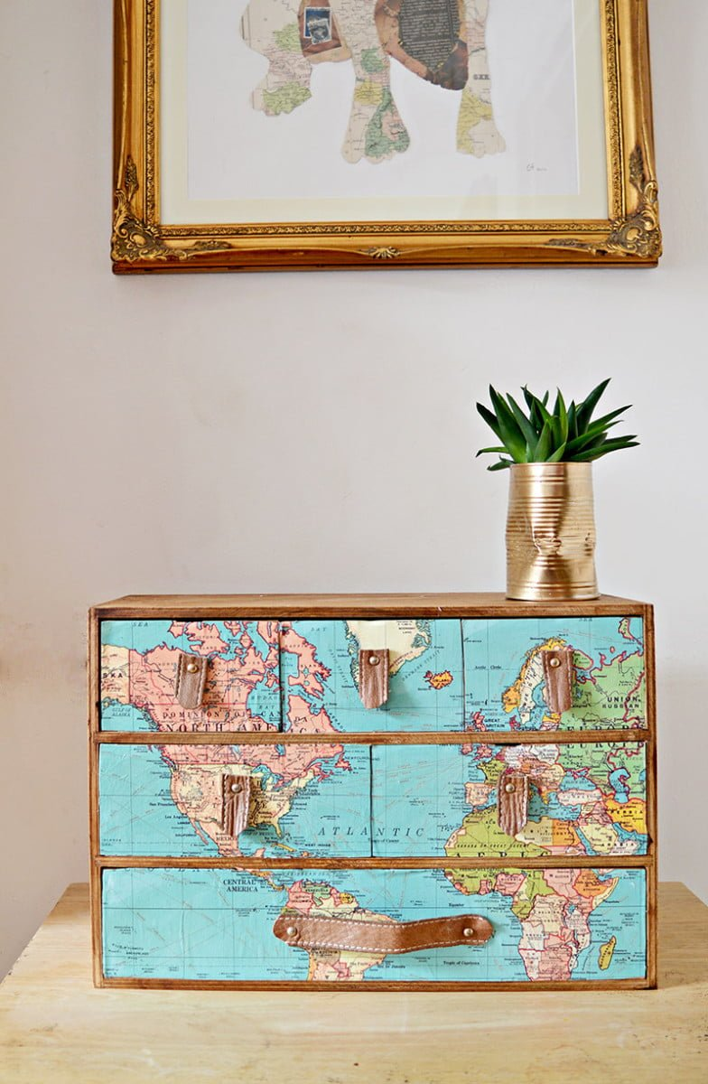 Map Out The Ikea Moppe Chest Of Drawers Ikea Hackers