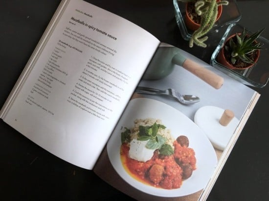 Spicy Swedish Meatballs Recipe from IKEA Food's Ready book