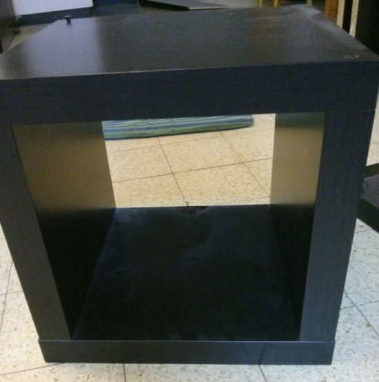 expedit media unit transformation ikea hackers ikea hackers. Black Bedroom Furniture Sets. Home Design Ideas