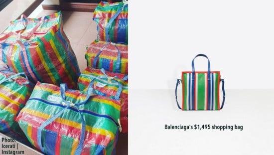 balenciaga market bag