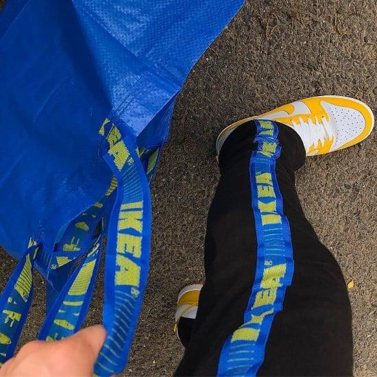 IKEA FRAKTA pants