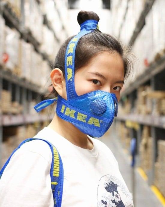 ikea face mask