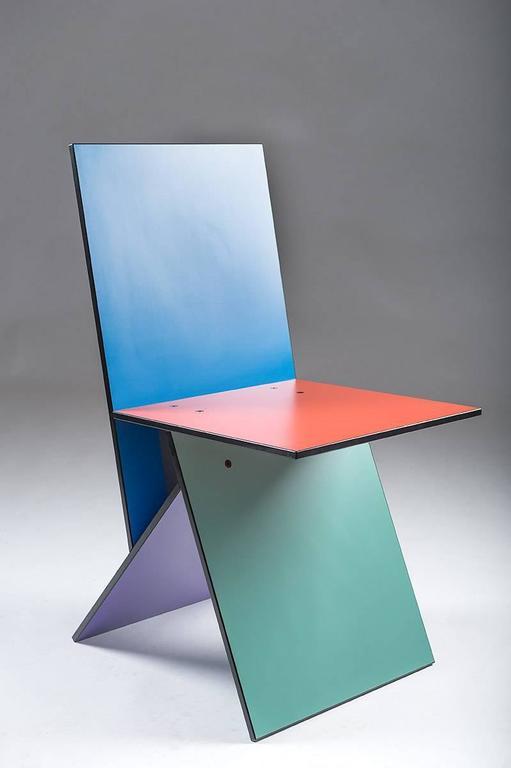 Verner Panton's VILBERT chairs