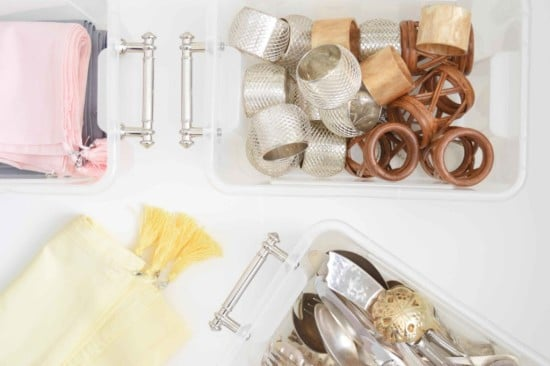 Gorgeous DIY Upgrade For The IKEA Samla Storage Box