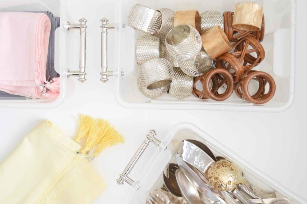 Gorgeous DIY Upgrade For The IKEA Samla Storage Box IKEA Hackers