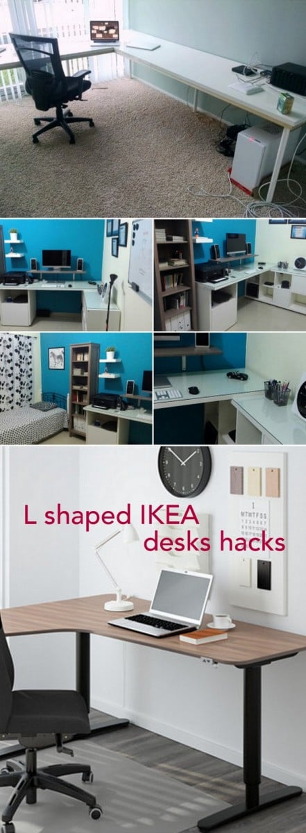 Corner desk ideas