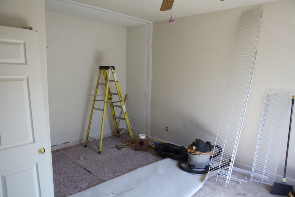 closet removal