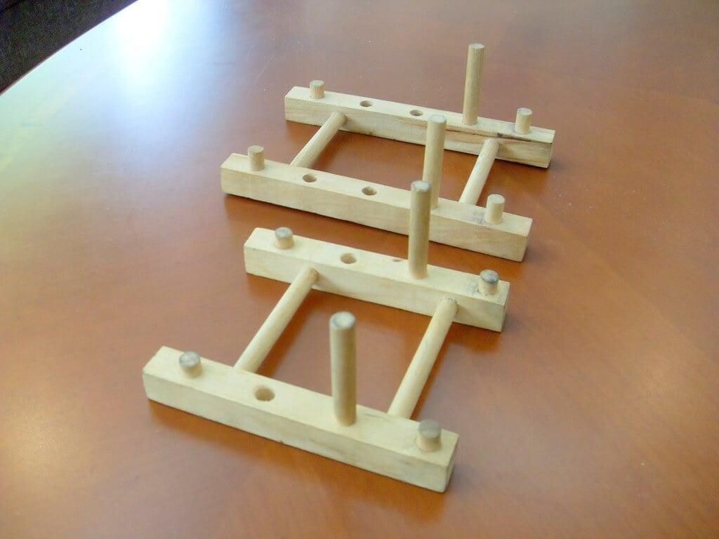 Ikea Ostbit Ipad Stand Wood 3