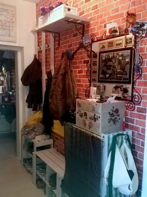 wardrobe shoe rack