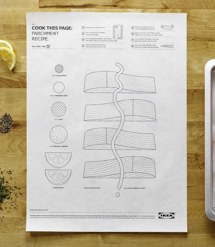how to cook with parchment paper