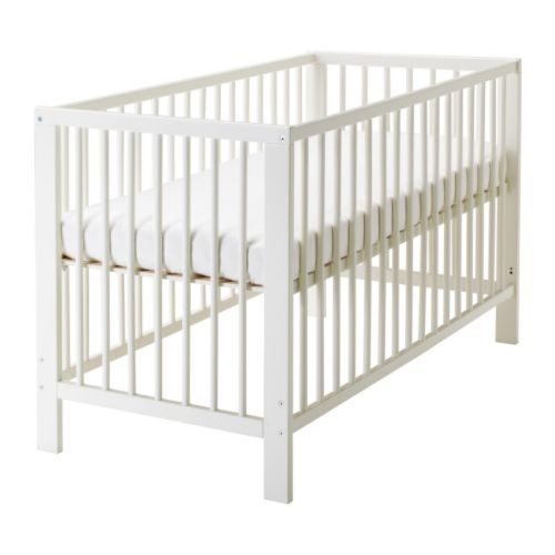Crib Bunk Bed Hacked From Ikea Gulliver Cots Ikea Hackers