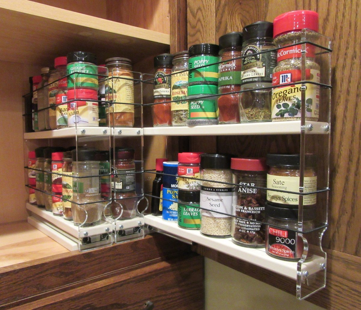 best spice racks for kitchen cabinets hackers help suggestions for a pull out spice rack ikea 12216