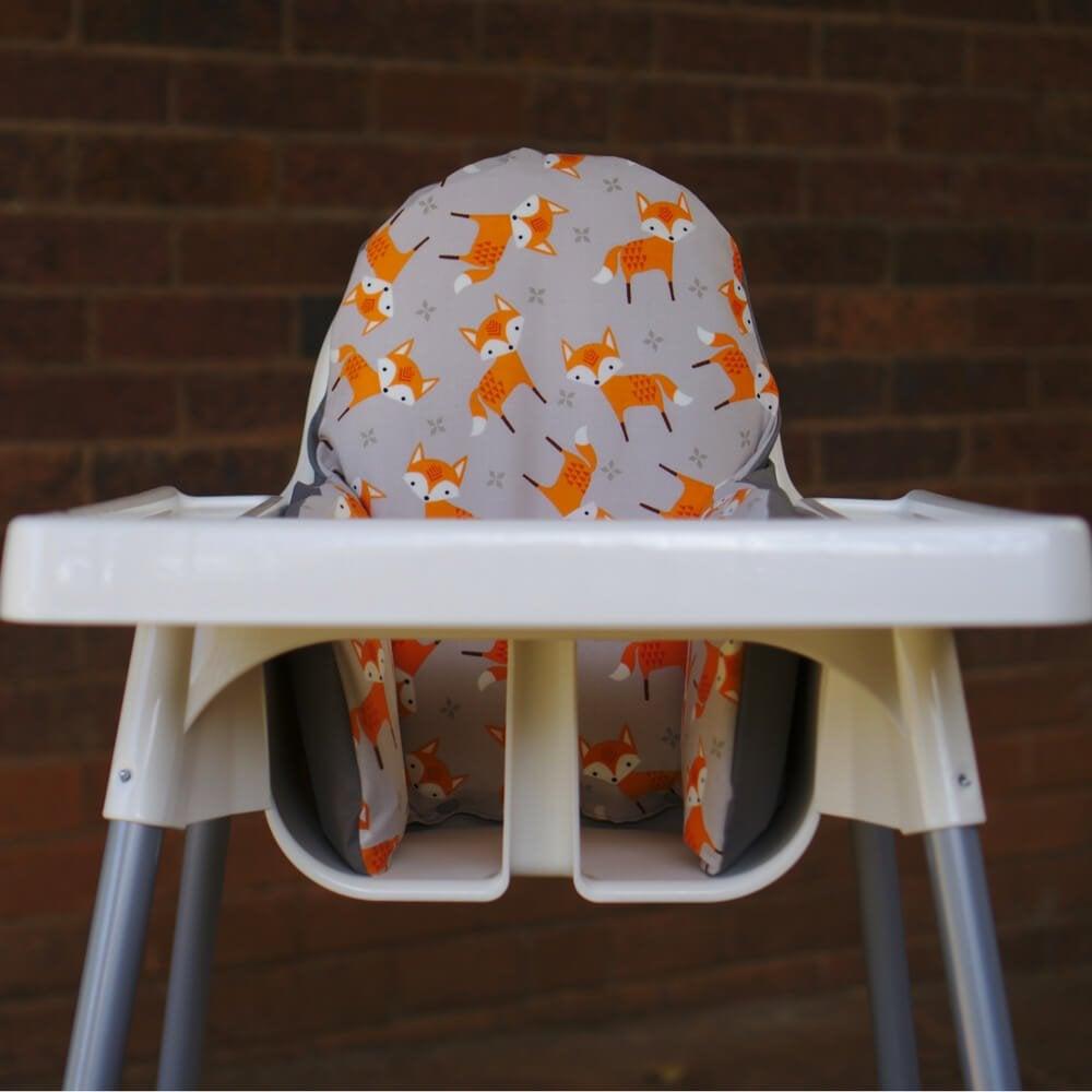 IKEA High Chair cushion design - tribal-fox