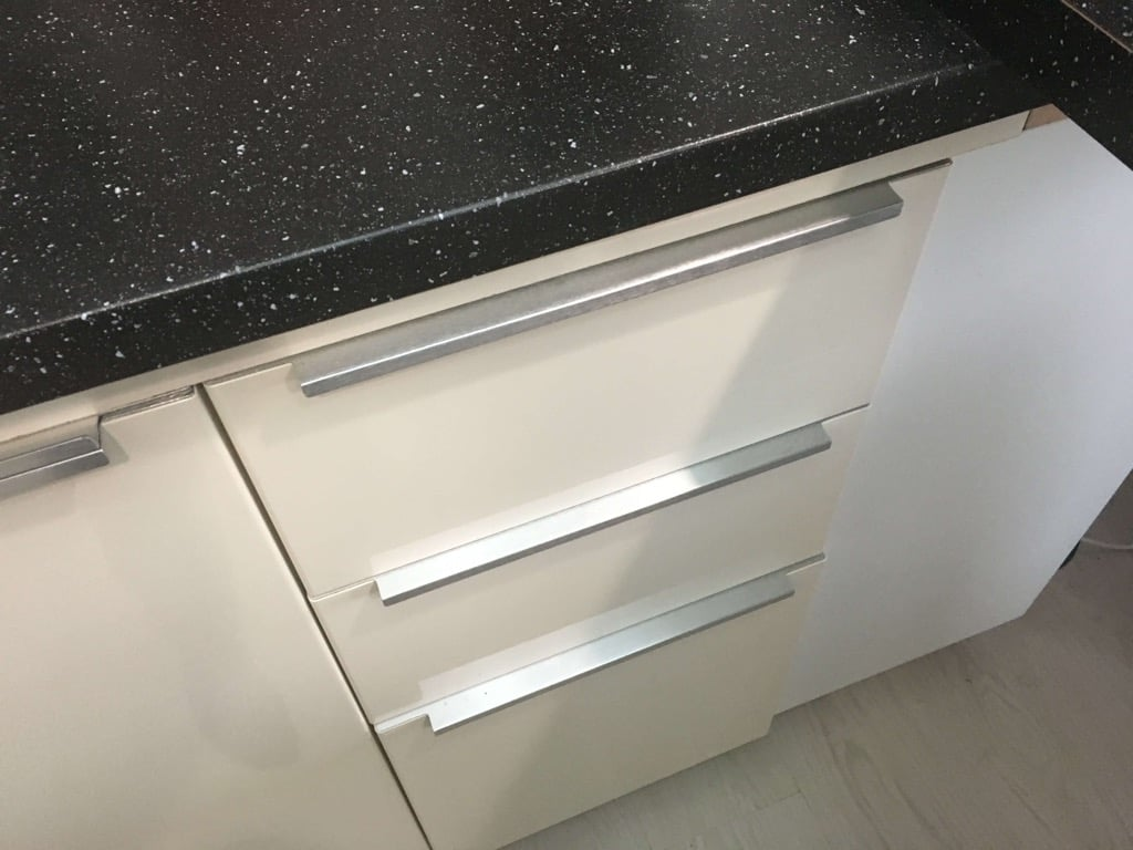 IKEA MAXIMERA kitchen drawers