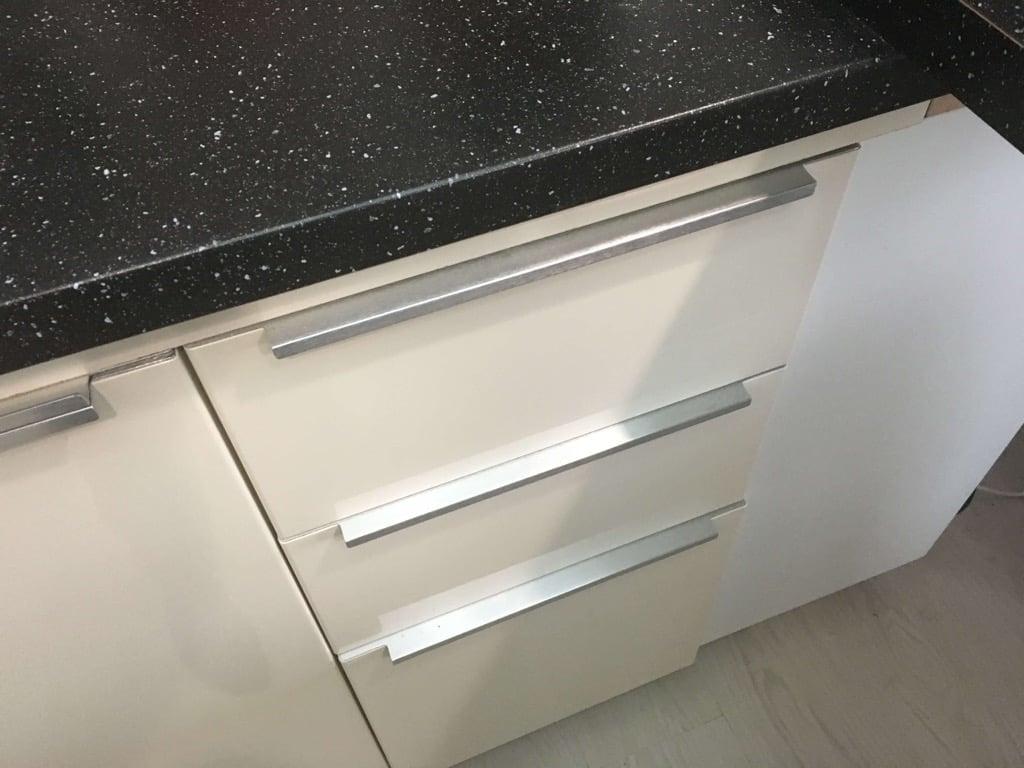 IKEA MAXIMERA kitchen drawers
