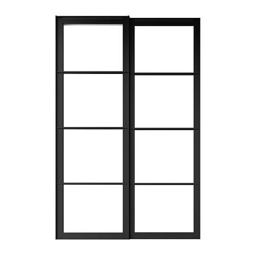 PAX sliding door frames