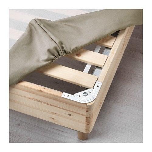 IKEA ESPEVÄR mattress base with slats