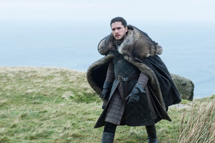 Hack Jon Snow's Game of Thrones cape