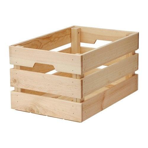 IKEA KNAGGLIG storage box