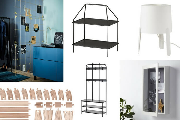 14 highly hackable items from the 2018 ikea catalogue. Black Bedroom Furniture Sets. Home Design Ideas