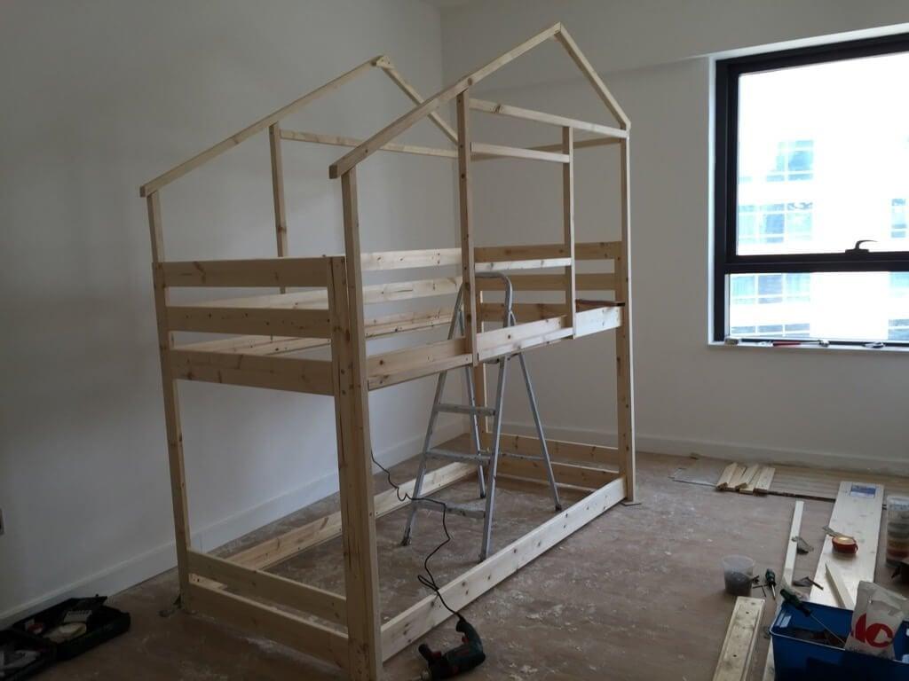 IKEA MYDAL playhouse
