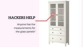 hemnes-glass-panels
