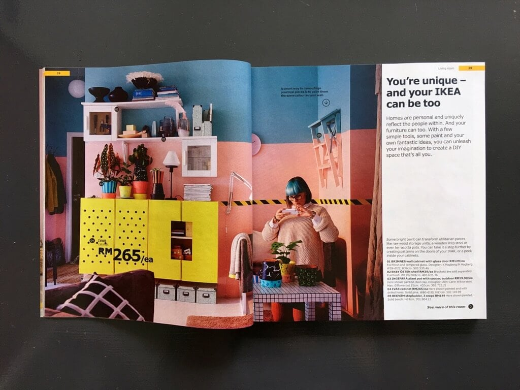 IKEA Catalog 2018 A Nod To Hacking Hackers