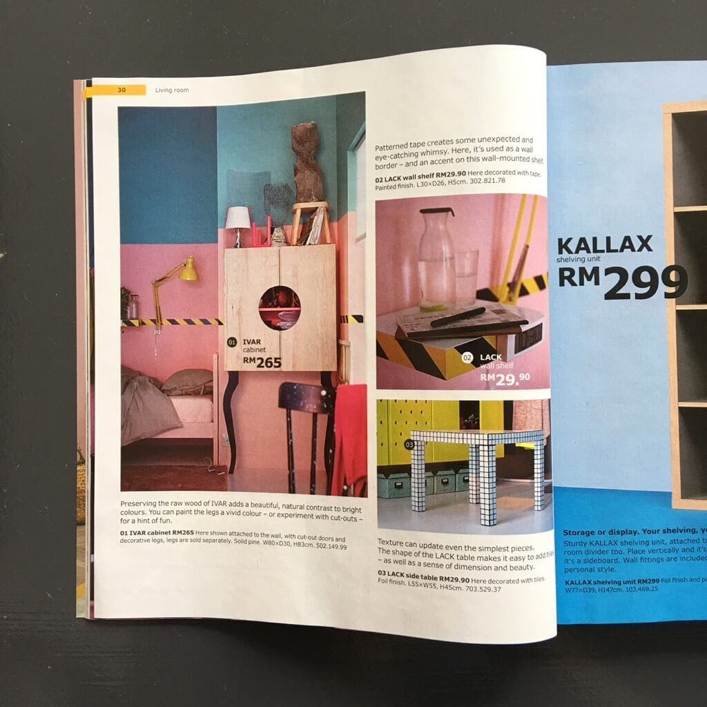 ikea catalog 2018 a nod to hacking ikea hackers ikea. Black Bedroom Furniture Sets. Home Design Ideas