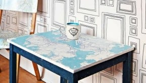 kids-table-map-ikea-hack